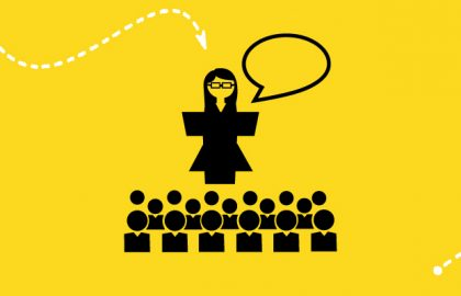 איך למכור בהצלחה מול קהל